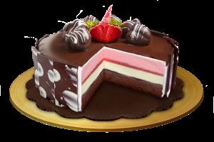 Cassata Ice Cream Cake