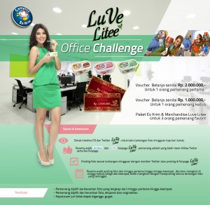 Luve Litee Office Challange 4