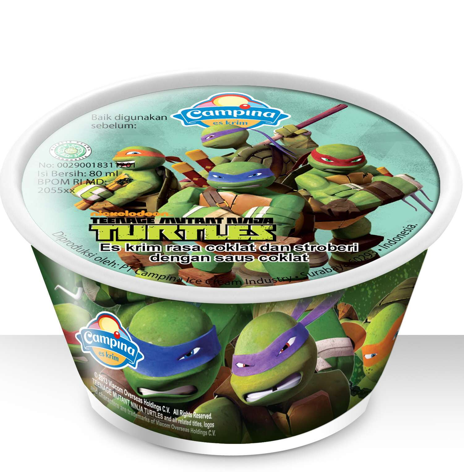 Ninja Turtles Cup lids_1