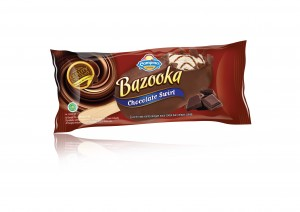 Bazooka Swirl 3D