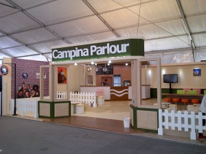 Campina Parlour at Java Jazz 2013