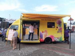 Campina Ice Cream Truck