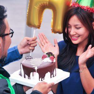 Ice cake untuk kejutan ultah buat orang terdekat? Bisa!