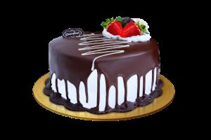 Sweetheart Chocolate Ice Cream Cake